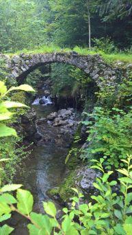 Ponte in pietre a secco