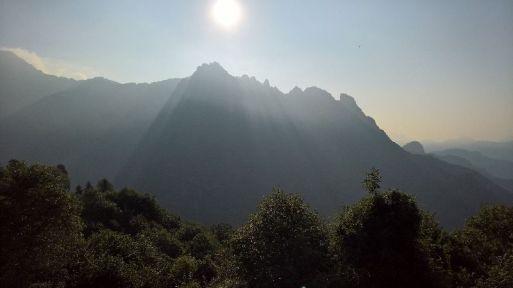 Cima Traversagna, Corna Zeno, Cima Val Scura