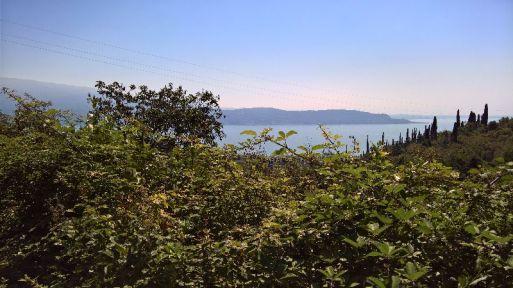 Monte Maderno, panorama