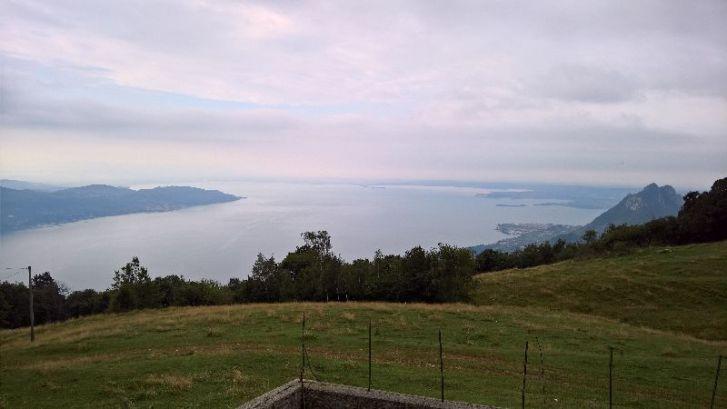 Briano, vista dall'altopiano
