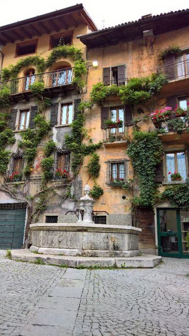 Bagolino, centro storico