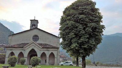 Bagolino, chiesa di S.Rocco