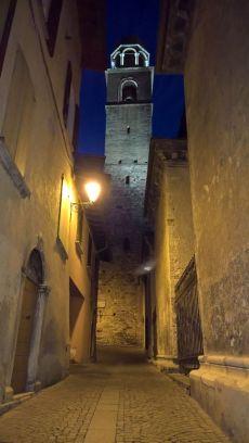 Salò, campanile del Duomo