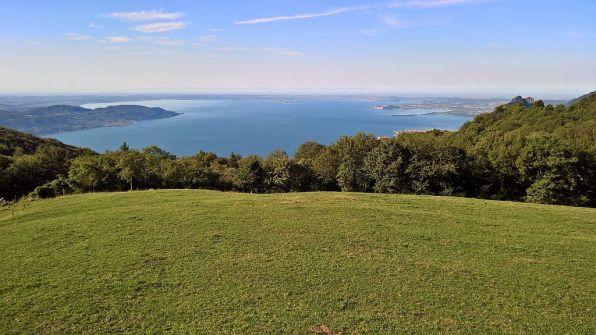 Lago di Garda da Briano