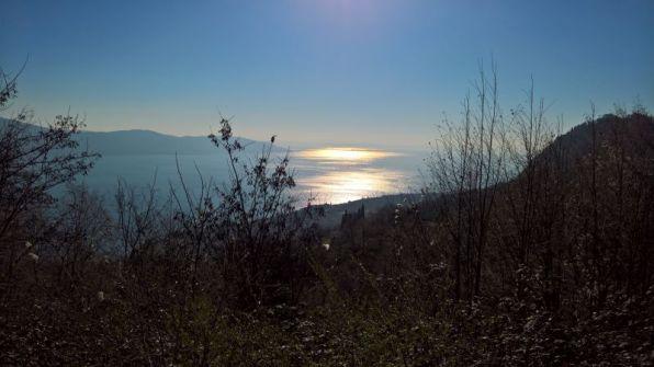 Lago di Garda da Navazzo