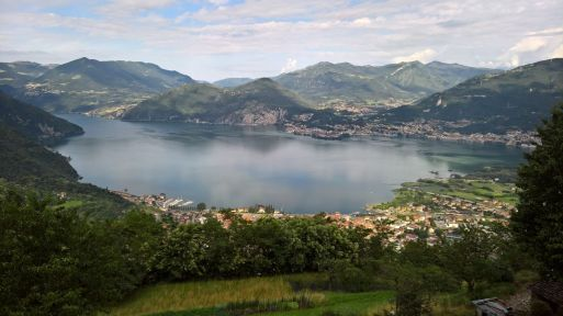 Lago d'Iseo e Pisogne