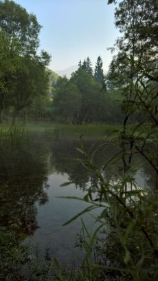 palude del torrente Toscolano