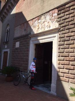 Chiesa di San Vincenzo parrocchia di Ameglia