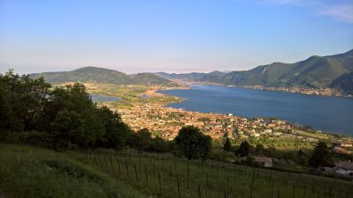 Lago d'Iseo e torbiere