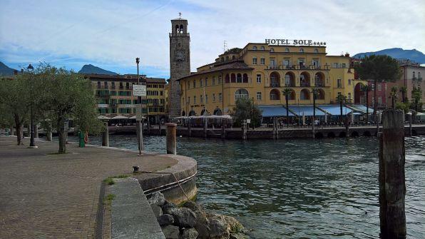 Porto vecchio di Riva d/G