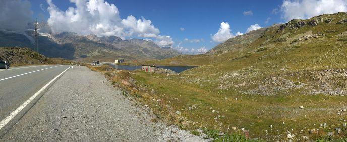 Passo del Bernina e Lago de la Cruzeta