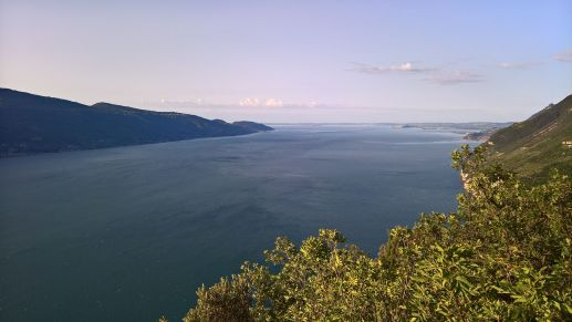 Basso lago da Tignale