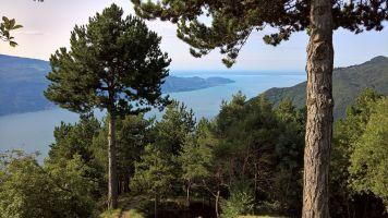 Lago da cima Piemp