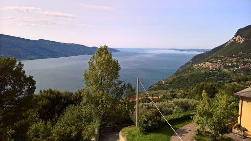 Basso lago da Olzano di Tignale