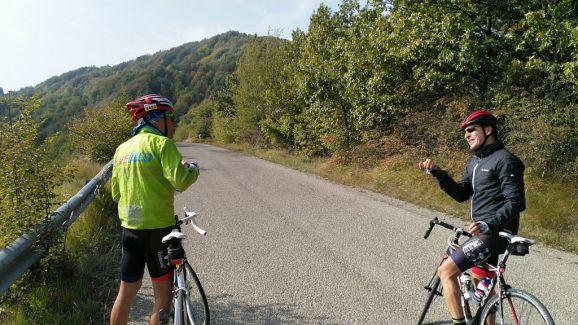 Strada per Brallo
