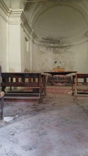 Pietranera, antico oratorio di S.Anna