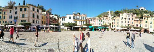 Portofino, piazza