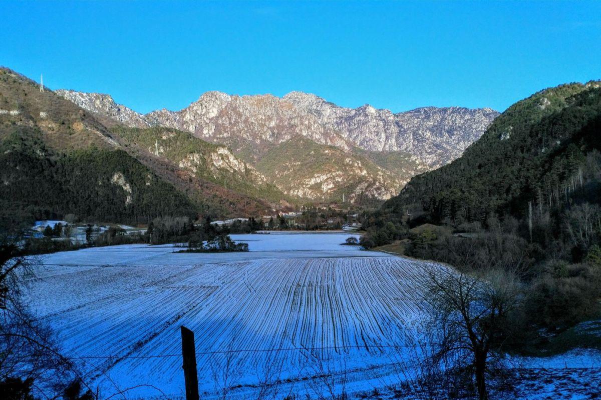 Dalla Forra Di Tremosine Alla Neve Della Val Di Bondo