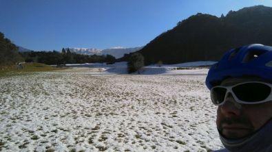Monte Baldo sullo sfondo