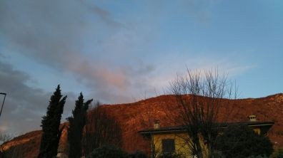 Maddalena all'alba