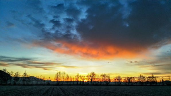 17 dic, alba a S.Eufemia -4°C