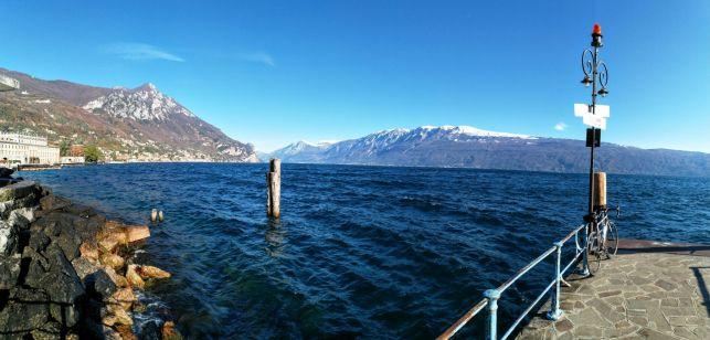 Monte Baldo e lago di Garda