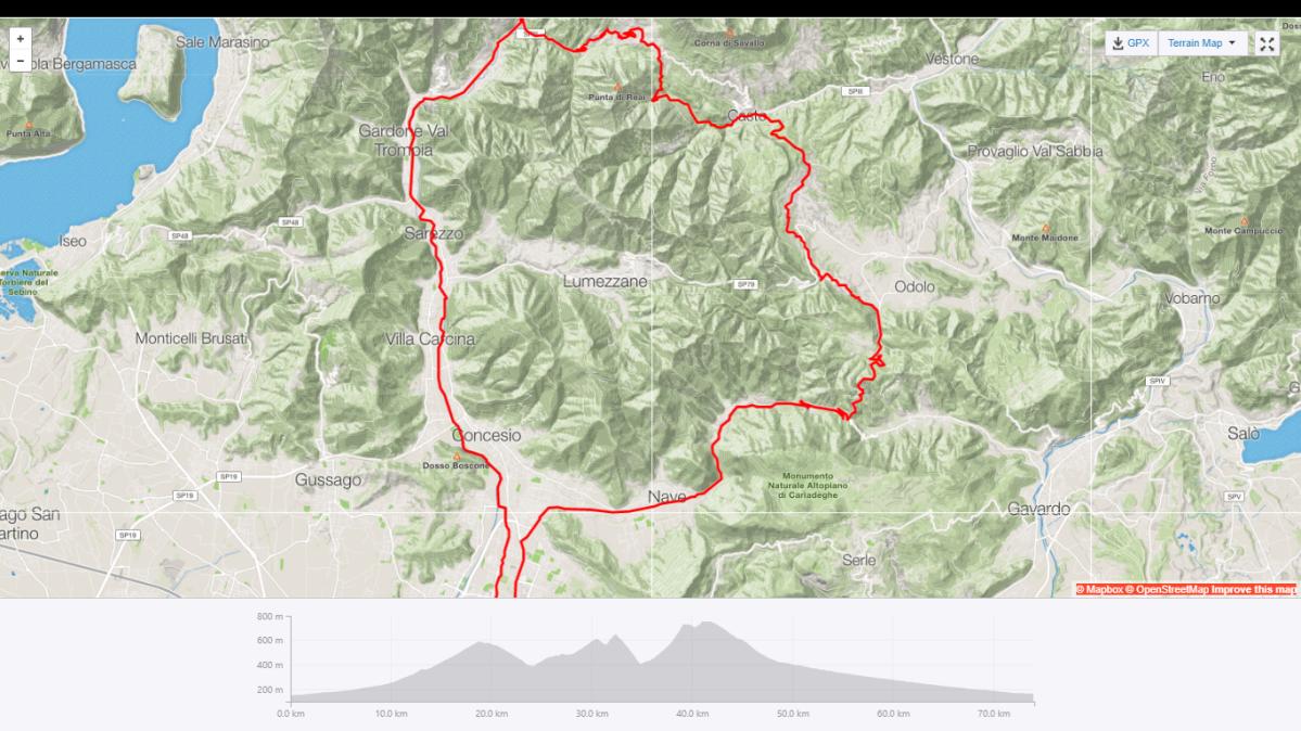 Valle Duppo invernale