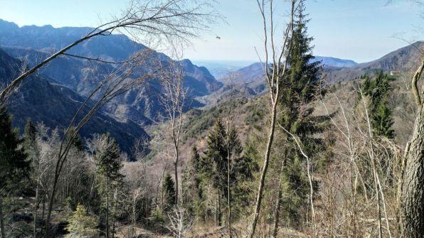 Panorama verso Valdegagna
