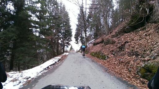 Traverso da Cima Fobbia a Passo Cavallino