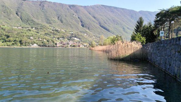 San Felice, lago d'Endine