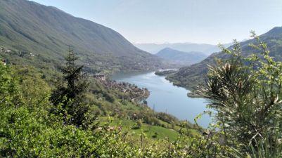 Bianzano, lago d'Endine