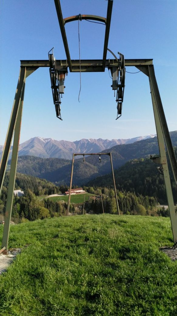 Vecchio skilift