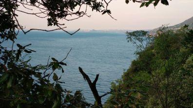 Panorama dalla vecchia gardesana