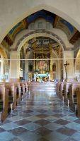 45 Interno della Madonna di Montecastello