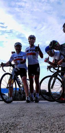 12 Ciclotursiti a Gargnano