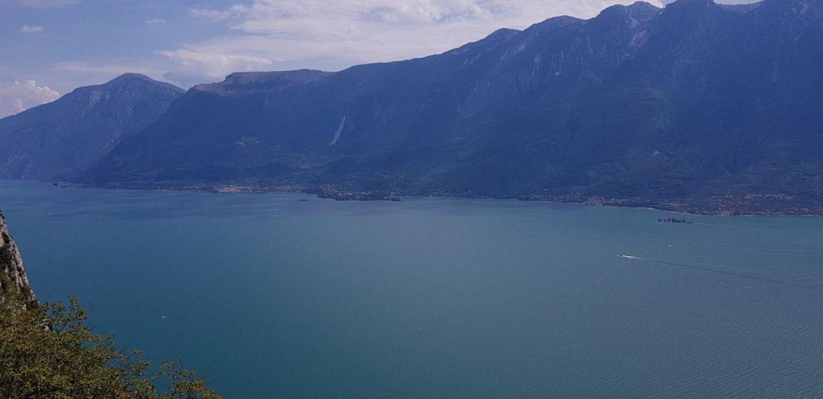 53 Monte Baldo e lago di Garda