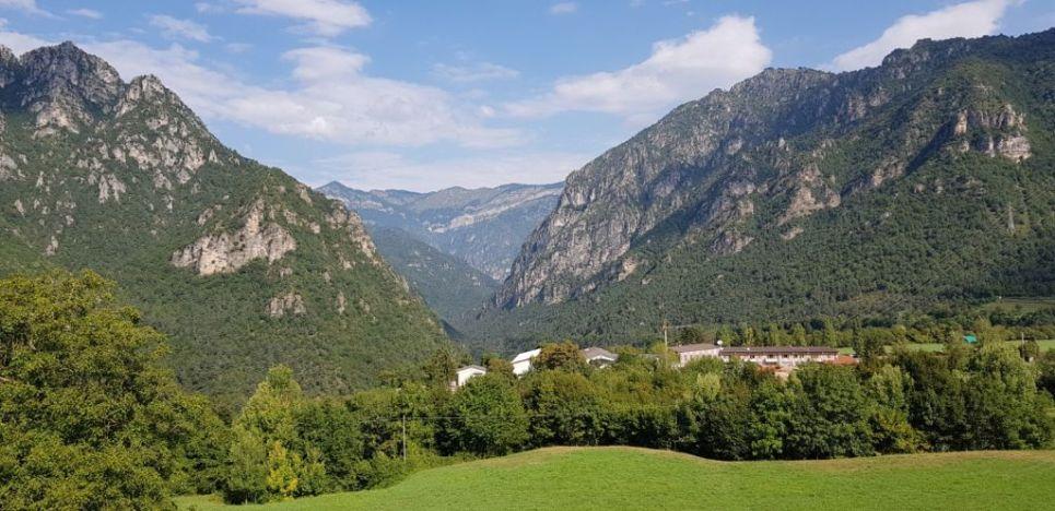 38 La valle del torrente San Michele