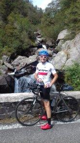 Io e la cascata