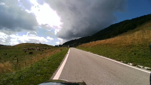 Alpeggi a Pra Alpesina