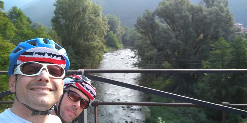 Ponte sul Chiese a Roè Volciano