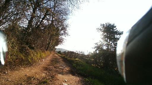Sterrato verso Marguzzo