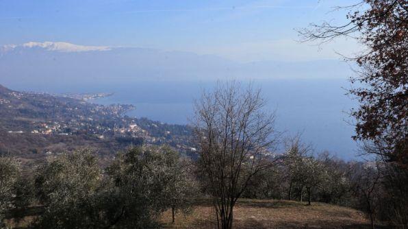 Lago di Garda da San Bartolomeo