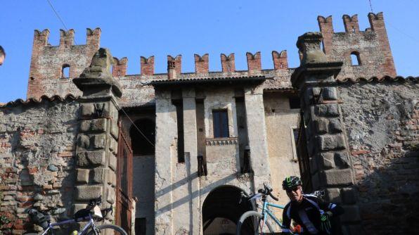 Sergio e il castello di Malpaga
