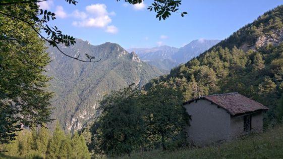 Monte Tombea da Bocca Paolone
