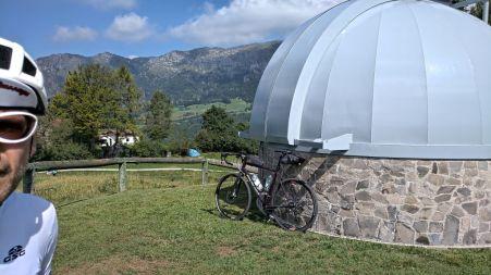 Osservatorio astronomico di cima Rest