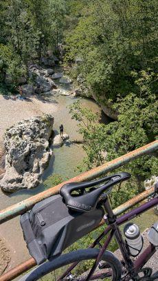 Ponte delle Camerate sul torrente Toscolano
