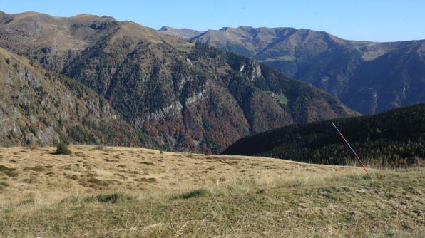 Panorama dal piazzale del Pozzone