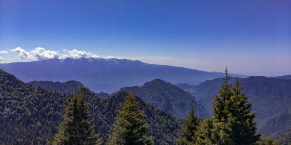Monte Baldo da passo Tremalzo