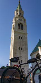 Campanile della Basilica Minore, Cortina d'Ampezzo
