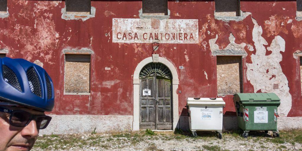 Ex casa cantoniera del Pasubio